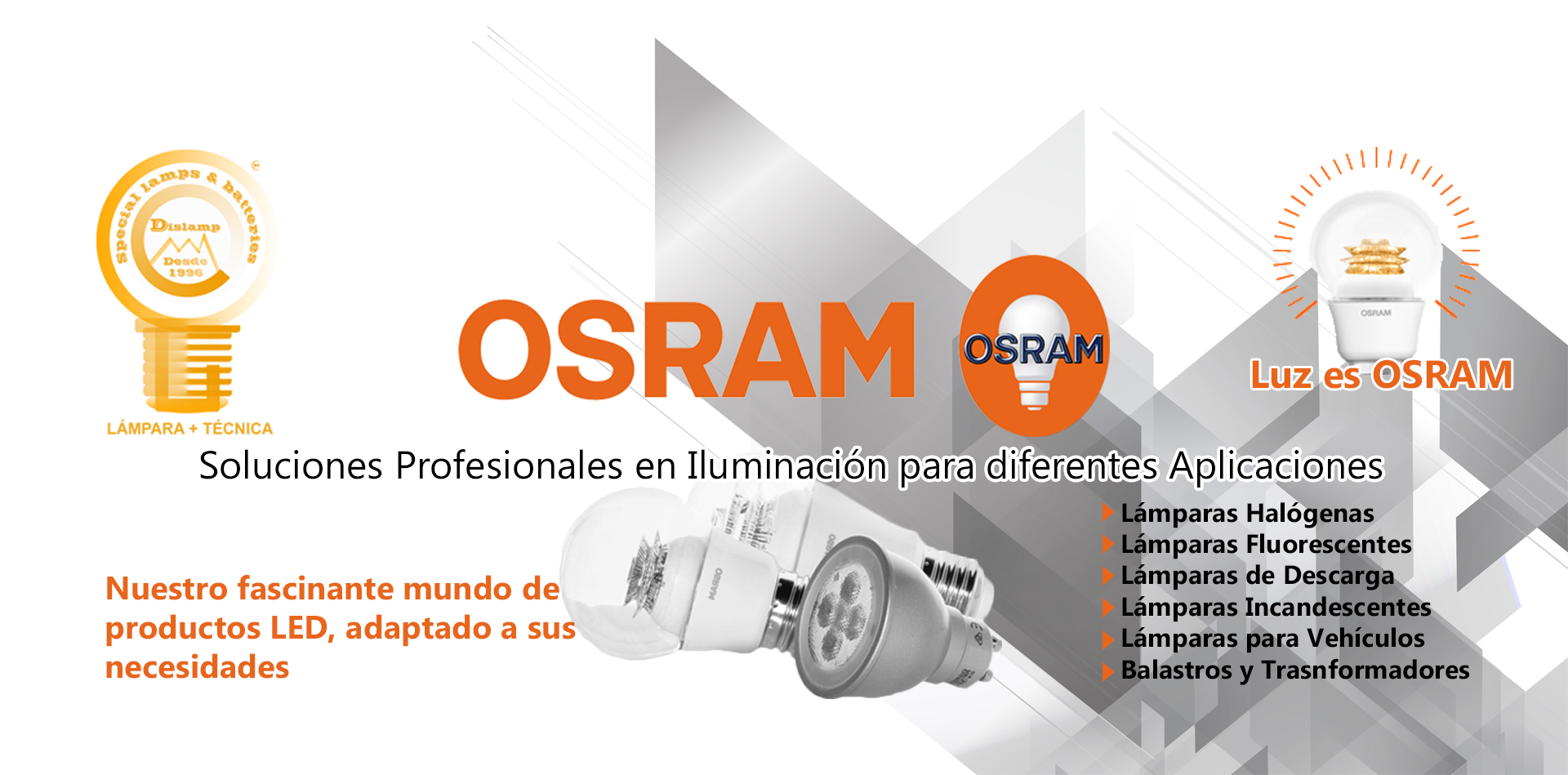 Dislamp Distribuidores Especializados